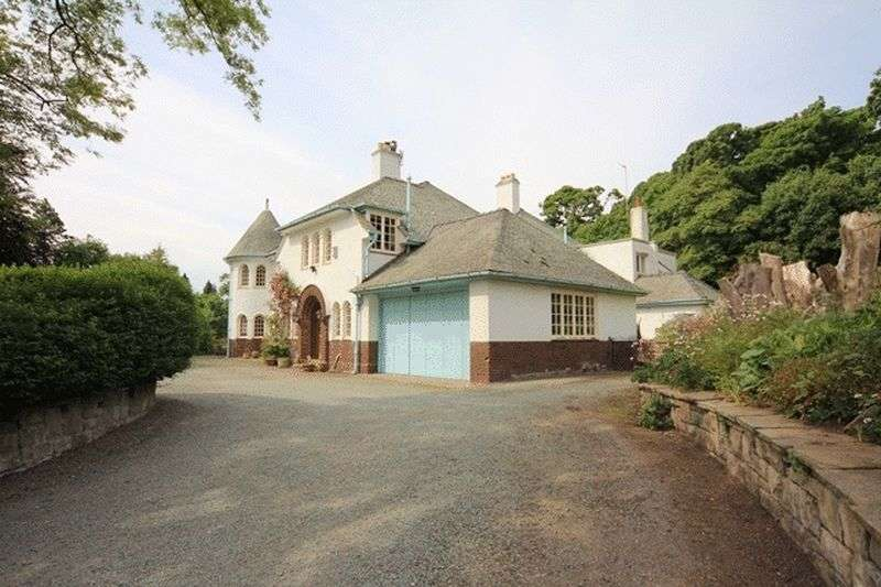 7 Bedrooms Detached House for sale in Orovales, Caldy Road, Caldy, Wirral