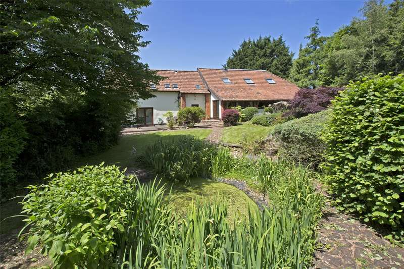 5 Bedrooms Barn Conversion Character Property for sale in Bickleigh, Tiverton
