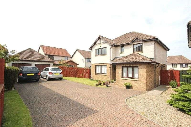 4 Bedrooms Detached House for sale in Heatherfield Glade, Adambrae, Livingston EH54 9JE