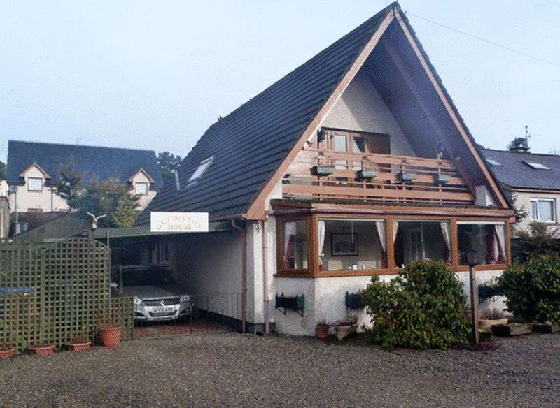 3 Bedrooms Detached House for sale in Glenavon House, Main Street, Newtonmore
