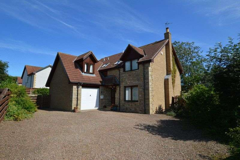 4 Bedrooms Detached House for sale in Kanes Close,Paxton, Berwick-Upon-Tweed