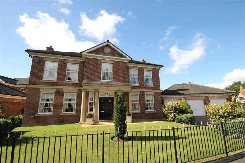 5 Bedrooms Detached House for sale in Bramhall Drive, High Generals Wood, Washington, NE38