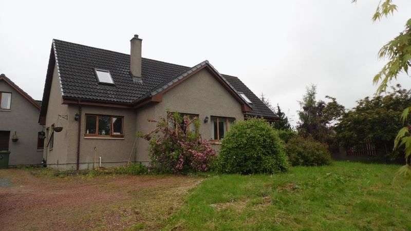 6 Bedrooms Detached House for sale in Marybank, Muir Of Ord