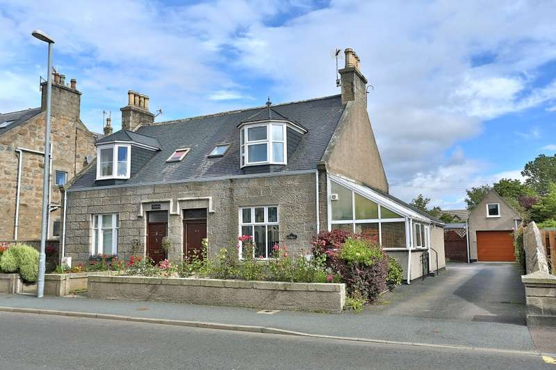 4 Bedrooms Semi Detached House for sale in Station Road, Ellon, Aberdeenshire, AB41