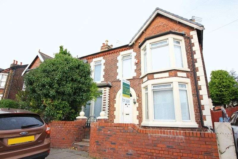 4 Bedrooms Semi Detached House for sale in Jubilee Avenue, Broadgreen, Liverpool, L14