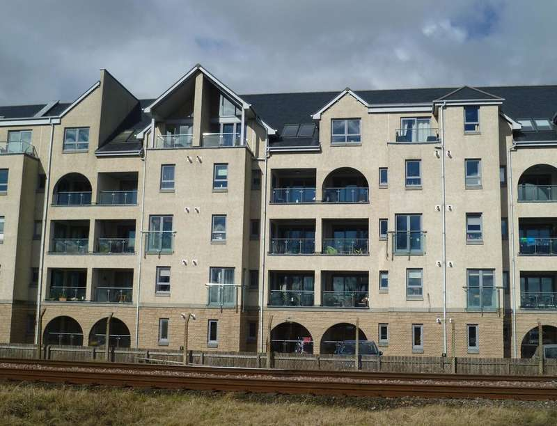 2 Bedrooms Flat for sale in The Maltings Victoria Street, Carnoustie, DD7