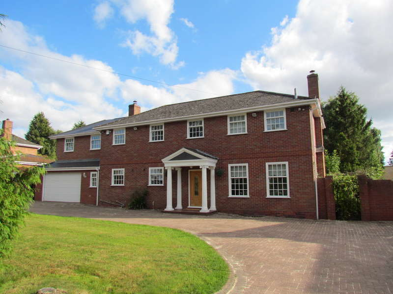 4 Bedrooms Detached House for sale in Markham House, Broadheath Common, Lower Broadheath, Worcester, Worcester, WR2