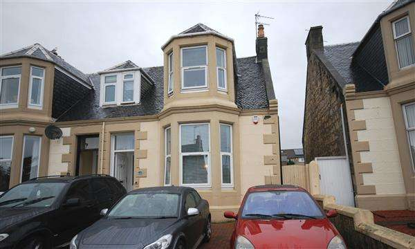 4 Bedrooms Semi Detached House for sale in Eglinton Road, Ardrossan