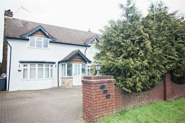 4 Bedrooms Detached House for sale in Toddington Road, Luton, Bedfordshire
