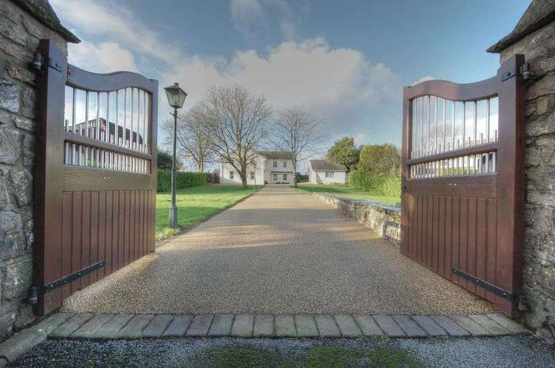 5 Bedrooms Detached House for sale in Highbeech, Penllyn, Cowbridge, Vale of Glamorgan, CF71 7RQ