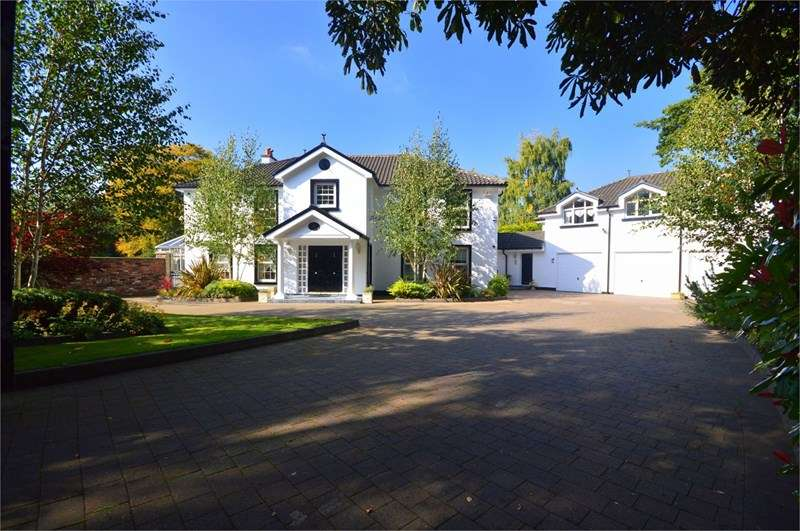 4 Bedrooms Detached House for sale in Maryton Grange, Calderstones