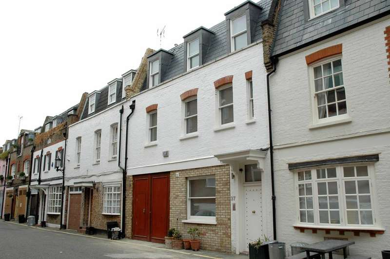 3 Bedrooms Mews House for sale in Devonshire Place Mews, Marylebone, W1G