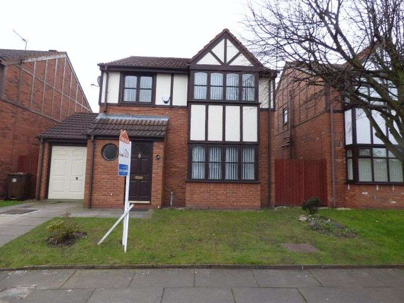 3 Bedrooms Detached House for sale in Richmond Crescent, Netherton