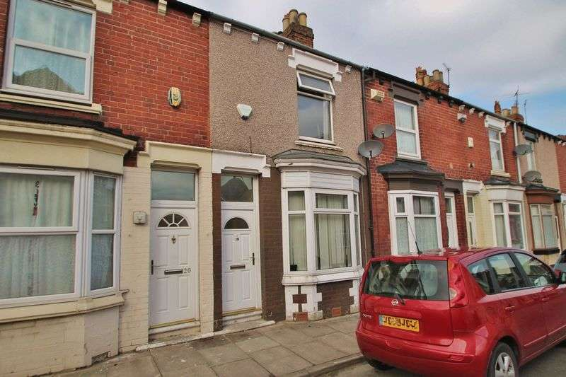 3 Bedrooms Terraced House for sale in Acton Street, Middlesbrough