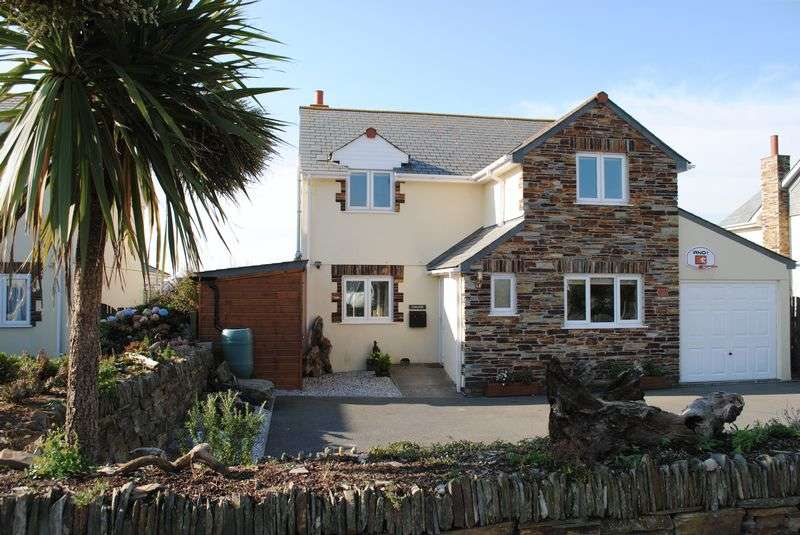 4 Bedrooms Detached House for sale in Castle Heights, Tintagel