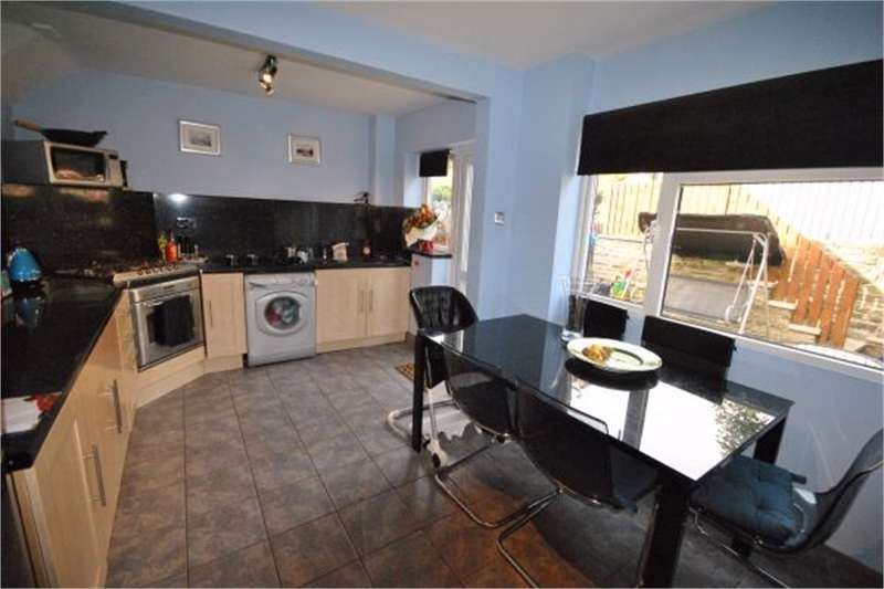 4 Bedrooms Terraced House for sale in Stanley Street, BRIGHOUSE, West Yorkshire