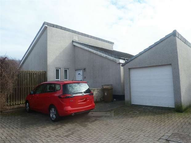 4 Bedrooms Detached Bungalow for sale in Boyd Orr Place, Aberdeen