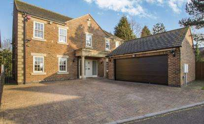 5 Bedrooms Detached House for sale in Choyce Close, Anstey, Leicester, Leicestershire