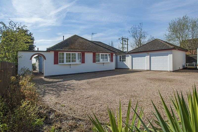 3 Bedrooms Detached Bungalow for sale in Main Road, Ansty, Warwickshire