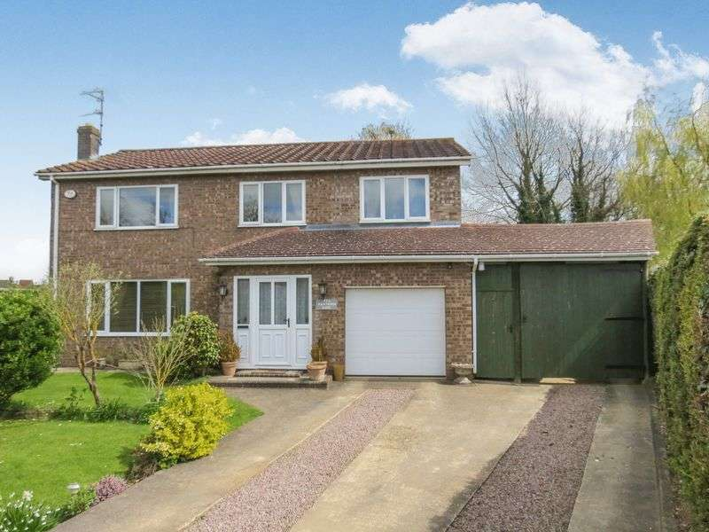 5 Bedrooms Detached House for sale in Spalding