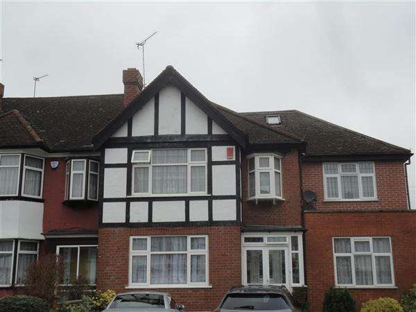 5 Bedrooms End Of Terrace House for sale in Shelley Gardens, Wembley
