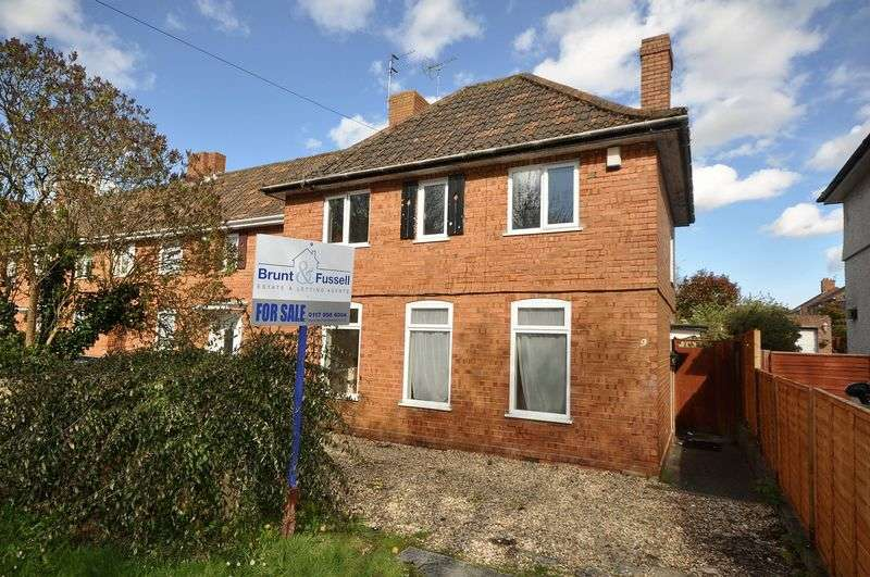3 Bedrooms Semi Detached House for sale in Market Square Fishponds