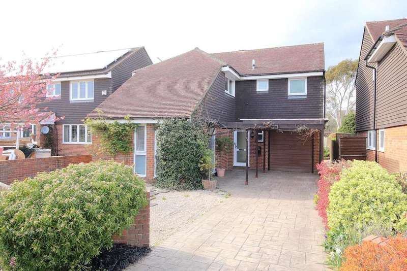 4 Bedrooms Detached House for sale in TYLERS CLOSE, Kings Langley