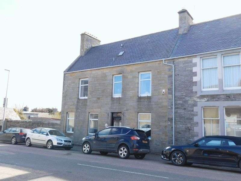 4 Bedrooms Semi Detached House for sale in 30 Sinclair Street, Thurso, Caithness, KW14 7AG