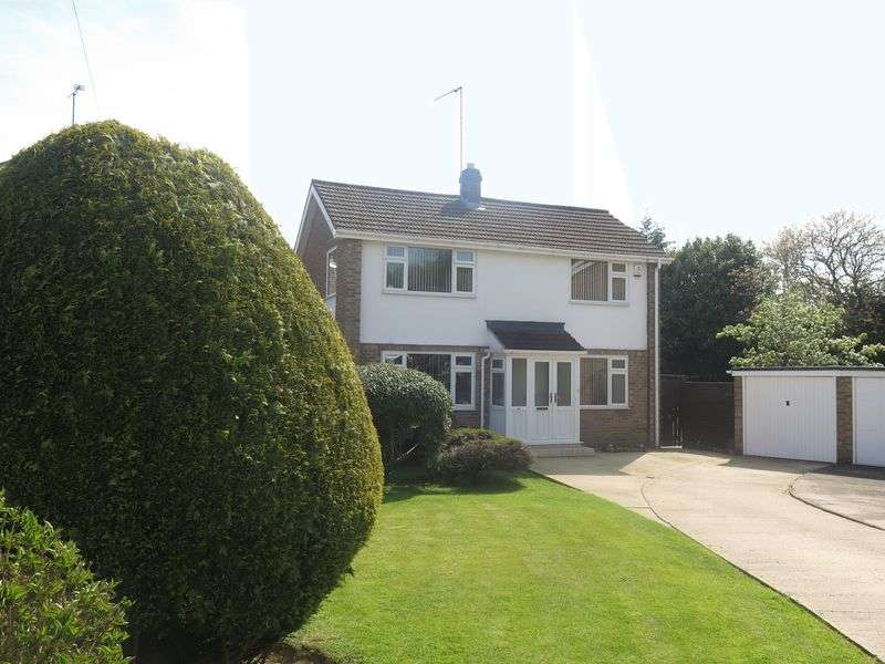 4 Bedrooms Detached House for sale in Austin Drive, Banbury