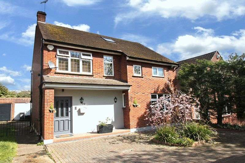 4 Bedrooms Detached House for sale in Snakes Lane West, Woodford Green