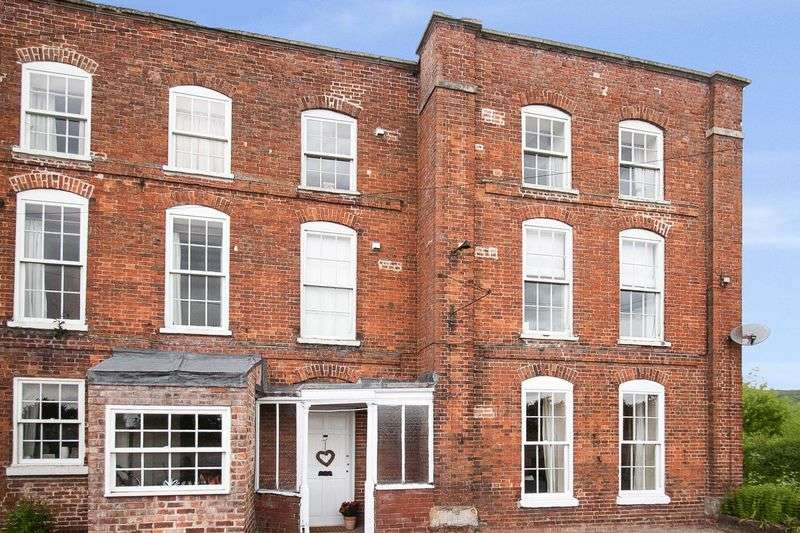 5 Bedrooms Terraced House for sale in 5 Bed Georgian Town House in Wellington, Hereford, HR4 8BA