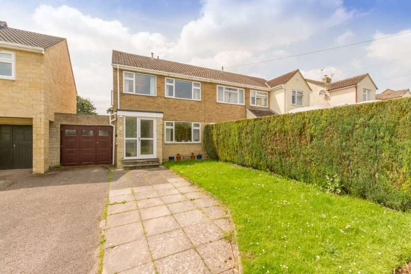 3 Bedrooms Semi Detached House for sale in Fairfield Drive, Witney