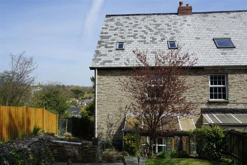 4 Bedrooms Semi Detached House for sale in Chapel Street, Camelford