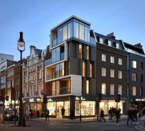 2 Bedrooms Apartment Flat for sale in Goodge Street, London, W1T