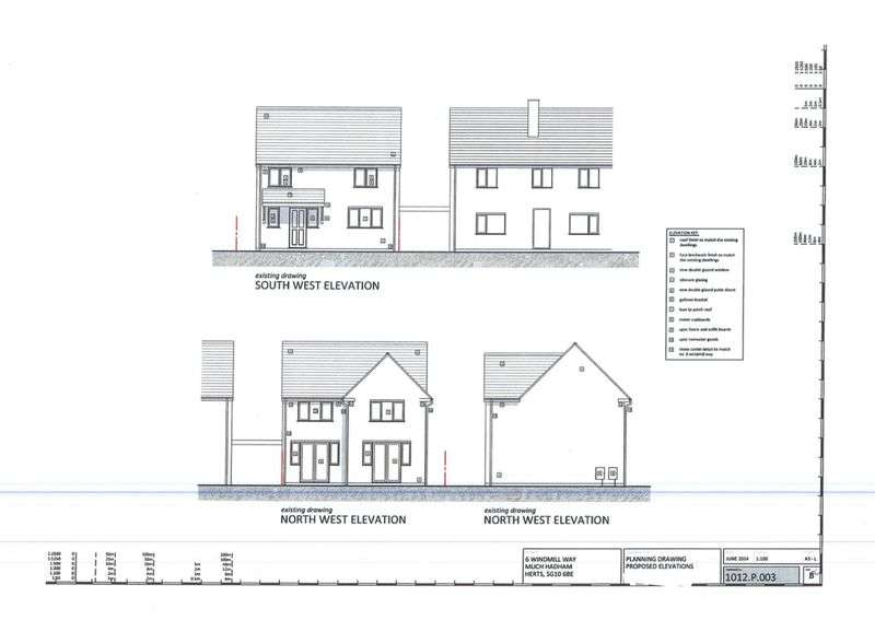 2 Bedrooms Land Commercial for sale in Windmill Way, Much Hadham