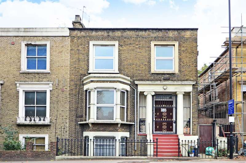 5 Bedrooms Semi Detached House for sale in Lea Bridge Road, Lower Clapton, E5