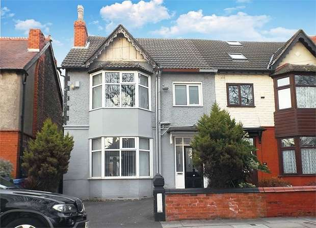 3 Bedrooms Semi Detached House for sale in Bankfield Road, Liverpool, Merseyside