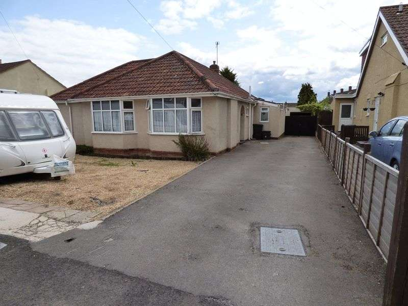 4 Bedrooms Detached Bungalow for sale in Hampden Road, Worle, Weston-Super-Mare