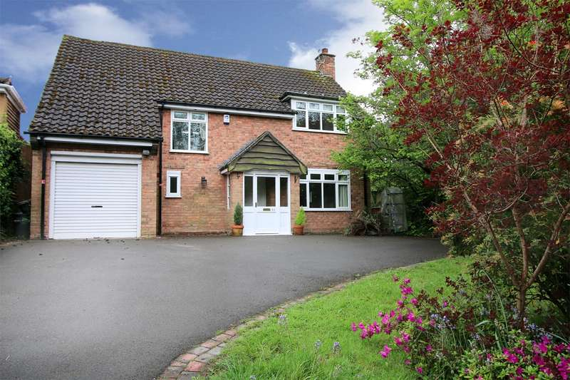 4 Bedrooms Detached House for sale in 93 Greyhound Lane, Norton