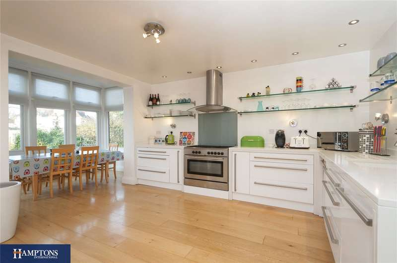 6 Bedrooms Semi Detached House for sale in Windlesham Gardens, Brighton, East Sussex, BN1