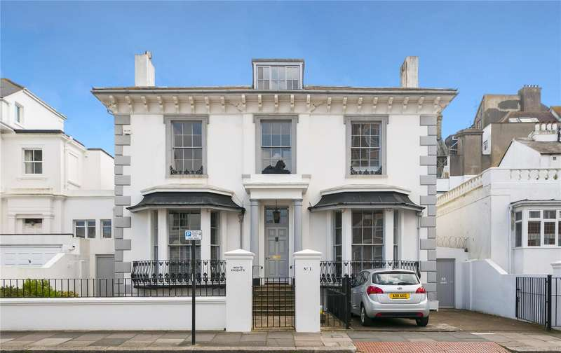 5 Bedrooms Detached House for sale in Albany Villas, Hove, East Sussex, BN3