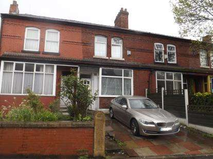 3 Bedrooms Terraced House for sale in Albert Road, Manchester, Greater Manchester
