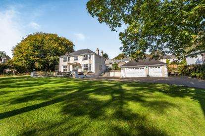 5 Bedrooms Detached House for sale in St. Anns Chapel, Nr Gunnislake, Cornwall