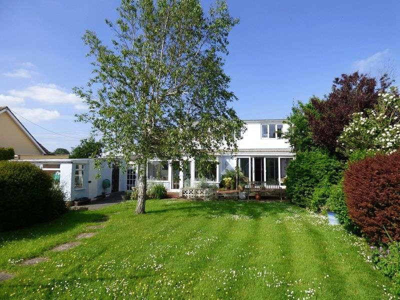 5 Bedrooms Detached House for sale in South Road, Lympsham, Weston-Super-Mare