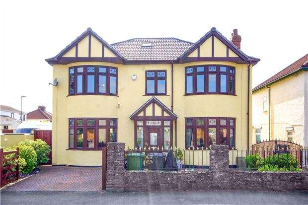 5 Bedrooms Detached House for sale in Memorial Road, Hanham, BRISTOL, BS15 3JW