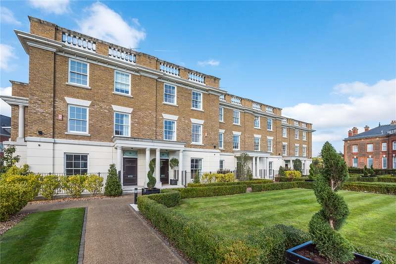 5 Bedrooms Terraced House for sale in Corsellis Square, St. Margarets, TW1