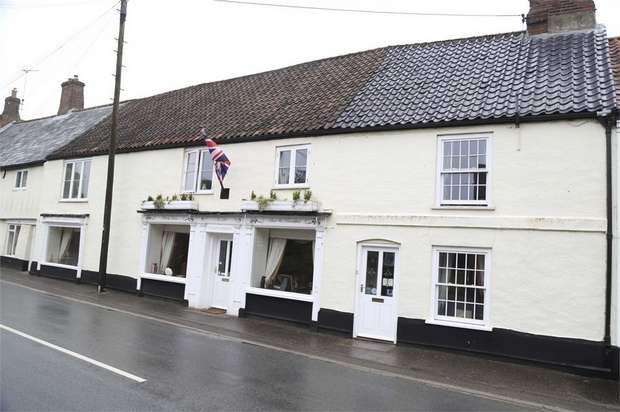 4 Bedrooms Terraced House for sale in Station Road, Great Ryburgh, Fakenham, Norfolk