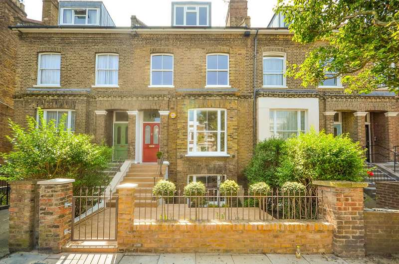 6 Bedrooms House for sale in Bassein Park Road, Wendell Park, W12
