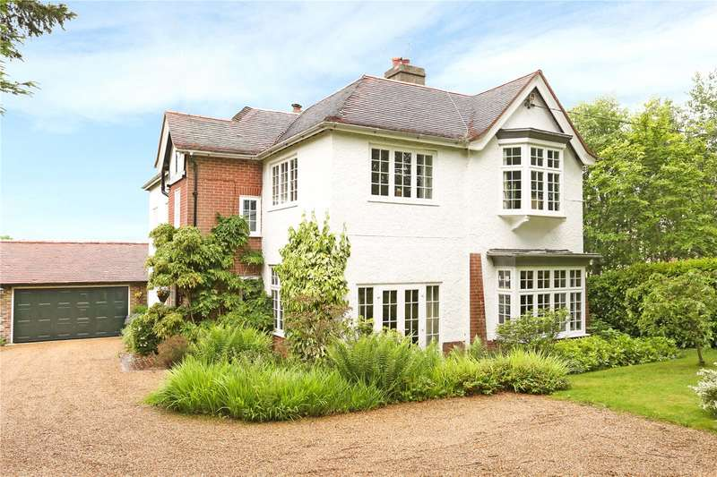 5 Bedrooms Detached House for sale in Western Road, Newick, East Sussex, BN8