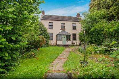 4 Bedrooms Detached House for sale in Milton, Weston-Super-Mare, Somerset